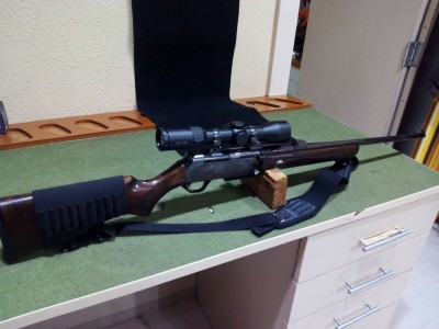 Rifle semiautomático 7 mm FN Bar 2